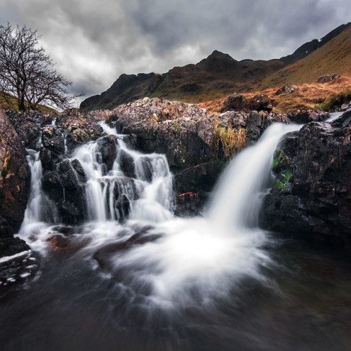 lake district falls